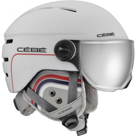 Children's helmet with visor - Cebe FIREBALL JR - 1