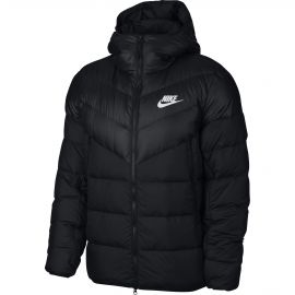 Nike M NSW DWN FILL WR JKT HD - Pánska prešívaná bunda