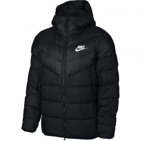 designer fashion c94fb 99565 Mens quilted jacket - Nike M NSW DWN FILL WR JKT HD - 1