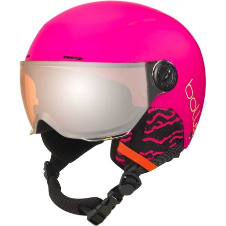 Bolle QUIZ VISOR - Children's helmet with visor