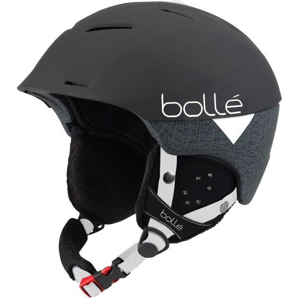 Bolle SYNERGY SOFT czarny (58 - 61) - Kask narciarski