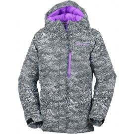 Columbia ALPINE FREE FALL JACKET GIRLS - Dievčenská zimná bunda