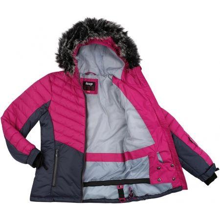 Dívčí zimní bunda - Loap OKINA - 3