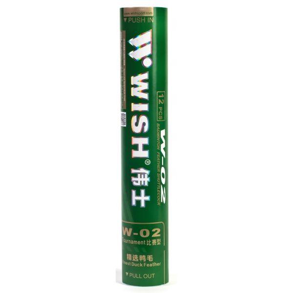 Wish W-02 - Bedmintonové košíky
