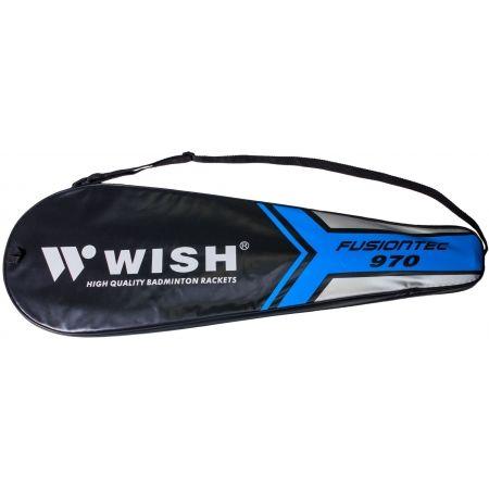 Badmintonová raketa - Wish FUSION TEC 970 - 5
