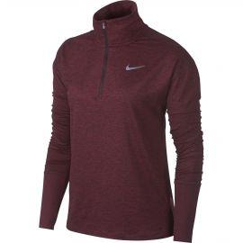 Nike ELMNT TOP HZ - Damen Laufshirt