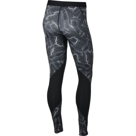 Női legging - Nike TGHT PRT CHAIN FEATHER - 2