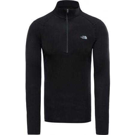 Pánské spodní prádlo - The North Face WARM L/S ZIP NECK M - 1