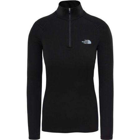 Dámské spodní prádlo - The North Face WARM L/S ZIP NECK W - 1