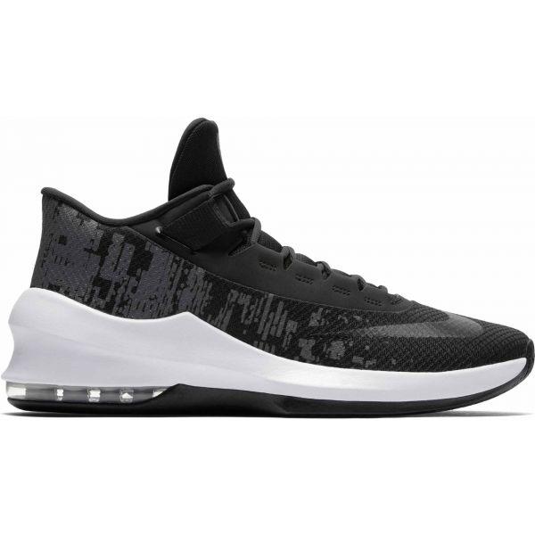Nike AIR MAX INFURIATE 2 MID čierna 11.5 - Pánska basketbalová obuv