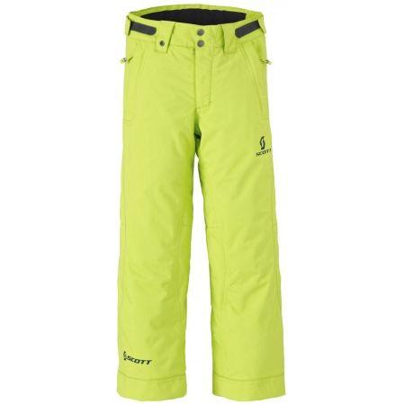 Juniorské lyžařské kalhoty - Scott ESSENTIAL JR - 2