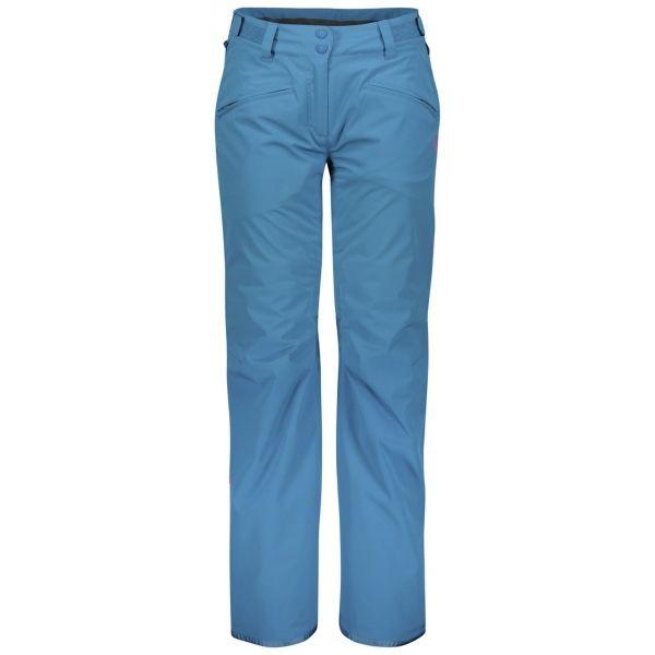 Scott ULTIMATE DRYO 20 W modrá M - Dámské zimní kalhoty