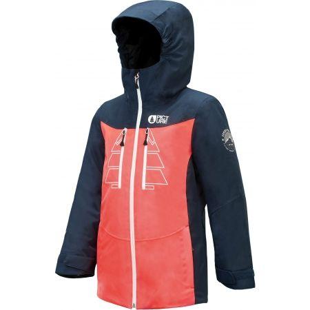 Detská lyžiarska bunda - Picture NAIKA - 1