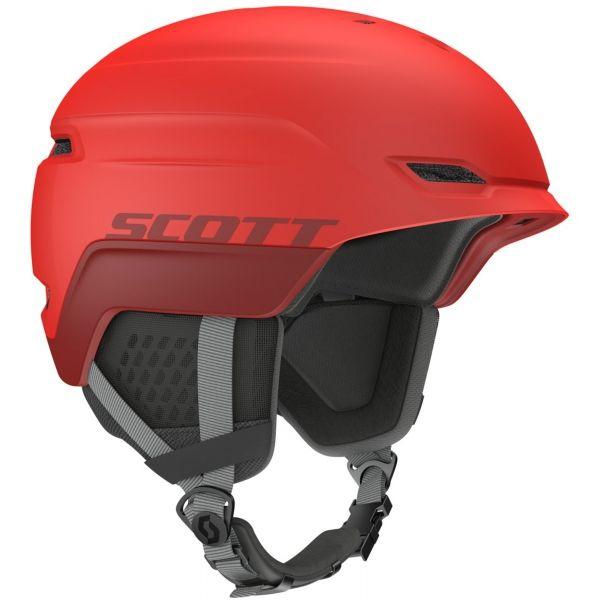 Scott CHASE 2 červená (59 - 61) - Lyžařská helma
