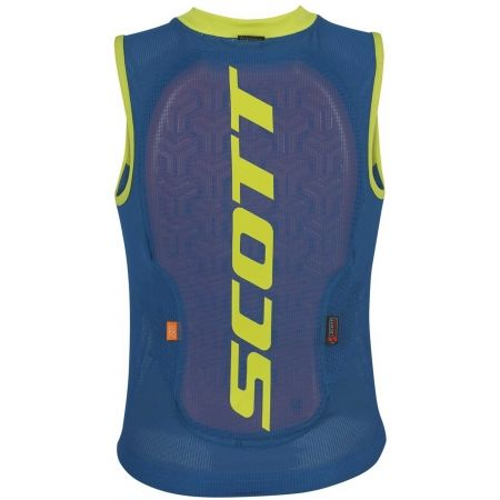 Kids' spine protector - Scott JR ACTIFIT PLUS - 4