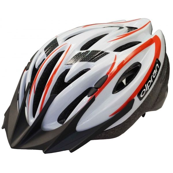 Olpran DISCOVERY fehér (57 - 60) - Kerékpáros sisak