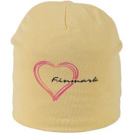 Finmark Детска шапка - Зимна шапка
