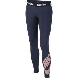 Nike NSW LEG A SEE LGGNG LOGO - Dievčenské legíny