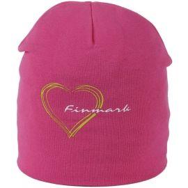 Finmark DĚTSKÁ ČEPICE - Zimní čepice