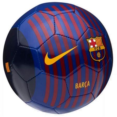 Mini futbalová lopta - Nike FC BARCELONA SKILLS