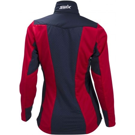 Teplá dámská bunda na běžecké lyžování - Swix POWDERX - 2