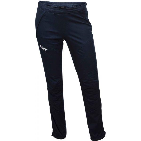 Swix POWDERX černá M - Teplé sportovní kalhoty