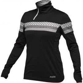 Swix MYRENE ASYMETR - Bluza sportowa