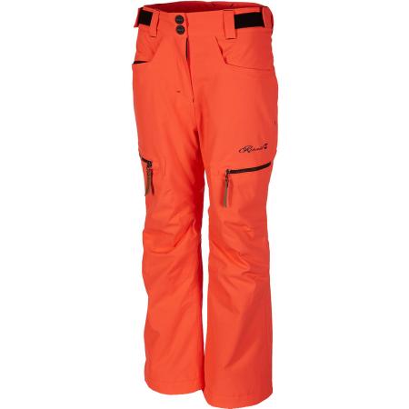 Rehall HARPER-R-JR-RED - Detské lyžiarske nohavice