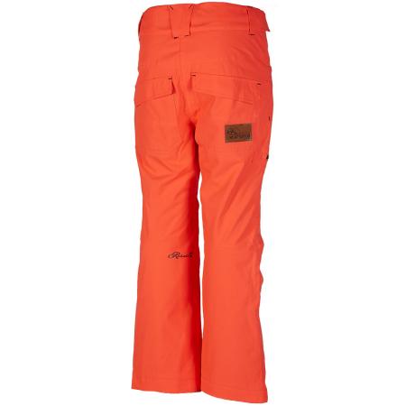 Pantaloni ski copii - Rehall HARPER-R-JR-RED - 2