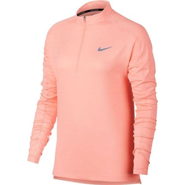 Nike PACER TOP HZ růžová L - Dámské běžecké triko