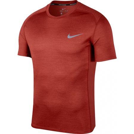 Nike MILER TOP SS - Pánske bežecké tričko