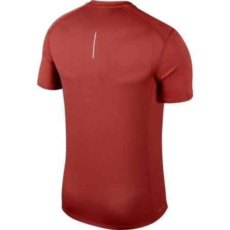 Pánské běžecké triko - Nike MILER TOP SS - 2