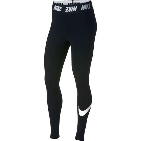 Colanți de damă - Nike NSW LGGNG CLUB HW - 1