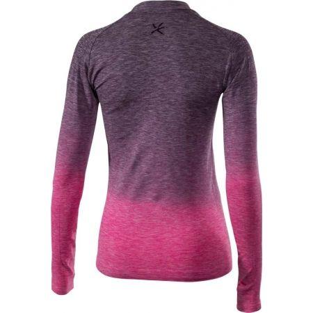 Dámske tričko s dlhým rukávom - Klimatex ADELIN - 2