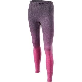 Klimatex ANDI - Bezszwowe spodnie termoaktywne damskie