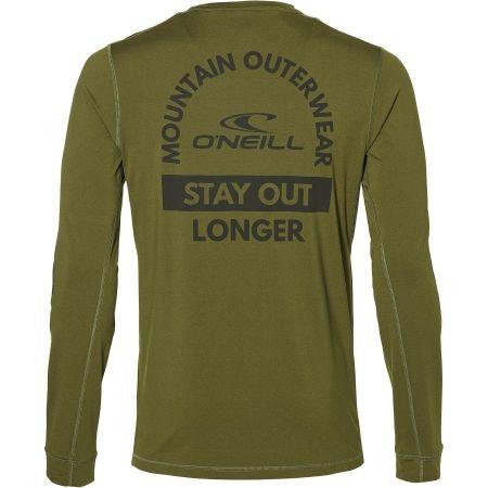 Мъжка тениска - O'Neill PM TERRAIN HYBRID L/SLV TOP - 2