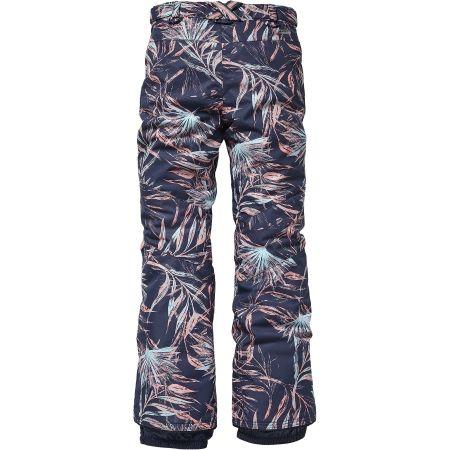 Dívčí snowboardové/lyžařské kalhoty - O'Neill PG CHARM SLIM PANTS - 2
