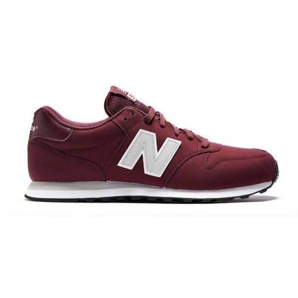 New Balance GM500RDG piros 10 - Férfi szabadidőcipő