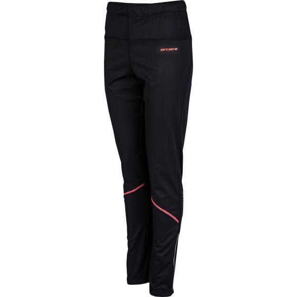 Arcore ROZITA černá XL - Dámské běžecké kalhoty