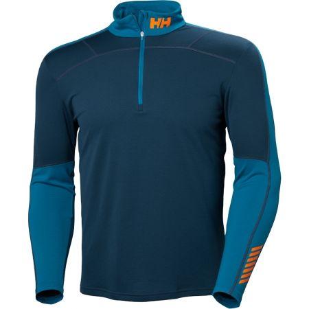 Функционална мъжка  тениска - Helly Hansen LIFA ACTIVE 1/2 ZIP - 1