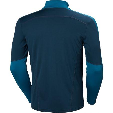 Функционална мъжка  тениска - Helly Hansen LIFA ACTIVE 1/2 ZIP - 2
