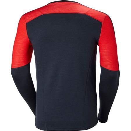 Pánske tričko - Helly Hansen LIFA MERINO CREW - 2