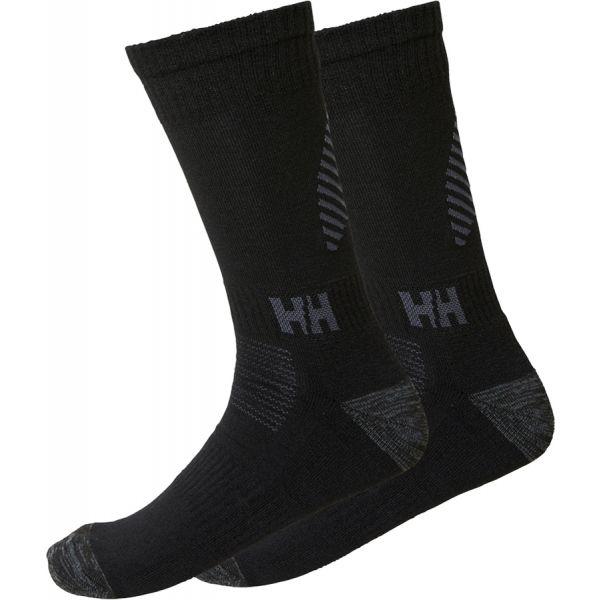 Helly Hansen LIFA MERINO 2-PACK - Pánske bežecké ponožky