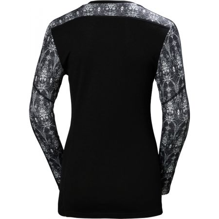 Dámské triko - Helly Hansen LIFA MERINO GRAPHIC CREW - 2