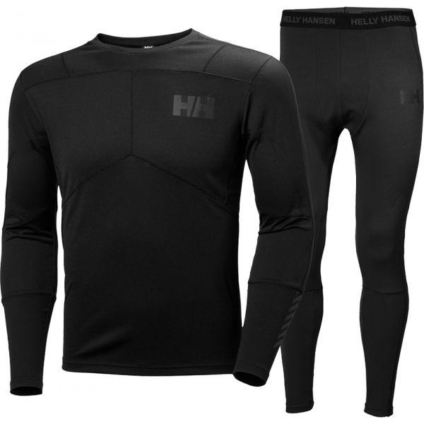 Helly Hansen LIFA ACTIVE SET čierna XL - Pánska funkčná súprava