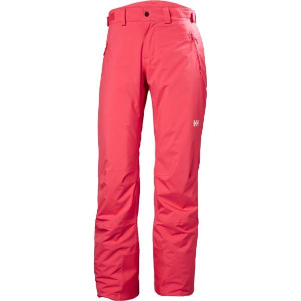 Helly Hansen SNOWSTAR PANT růžová XS - Dámské lyžařské kalhoty