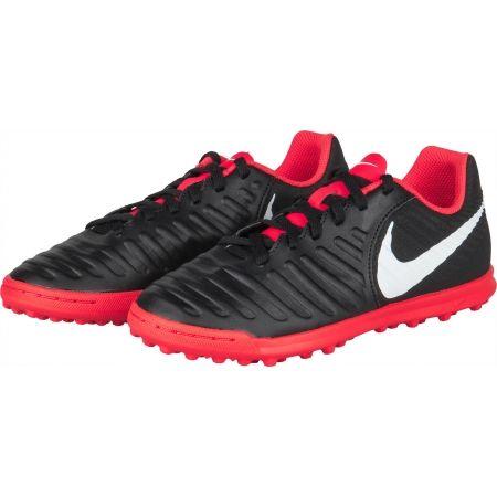 Детски футболни обувки - Nike JR LEGENDX 7 CLUB TF - 2