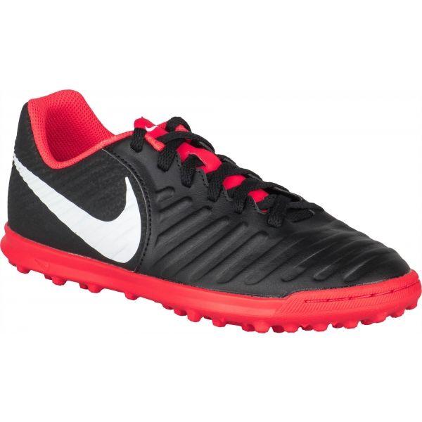 Nike JR LEGENDX 7 CLUB TF černá 5Y - Dětské turfy