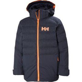 Helly Hansen NORTH DOWN JACKET - Detská zimná bunda