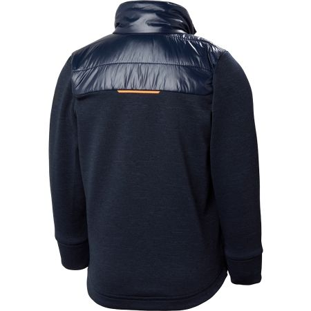 Detská bunda - Helly Hansen K BOUNDARY FLEECE JACKET - 2
